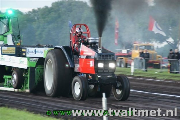 Valmet 2105 komt uit in de 3.6 Ton supersport klasse